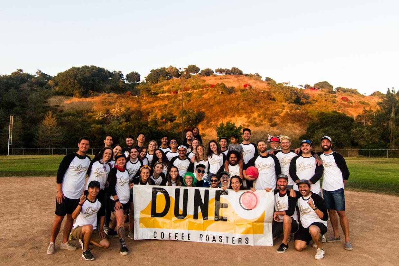 Dune Coffee Roasters Santa Barbara