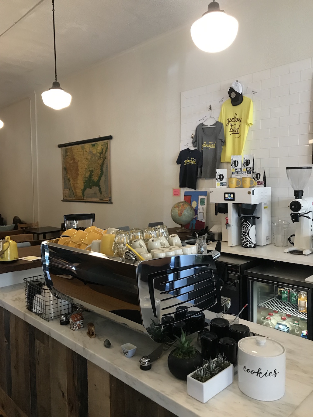 Yellowbird Coffee Bar Saint Paul