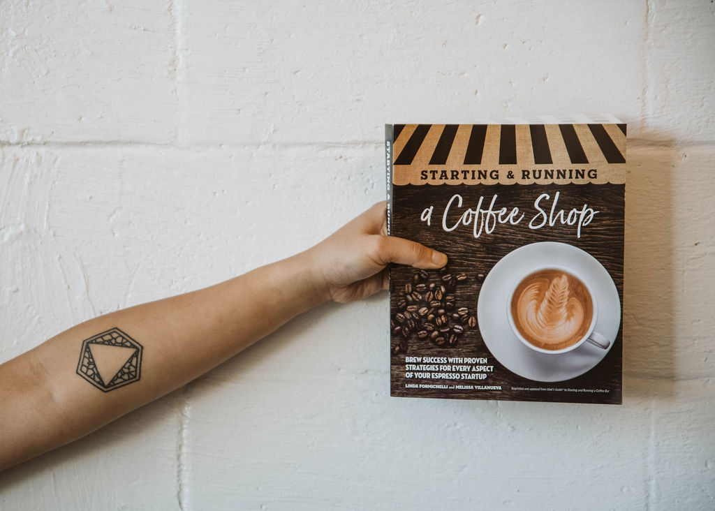 Opening and running a coffee shop book
