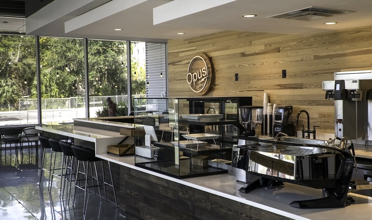 Opus Coffee Gainesville