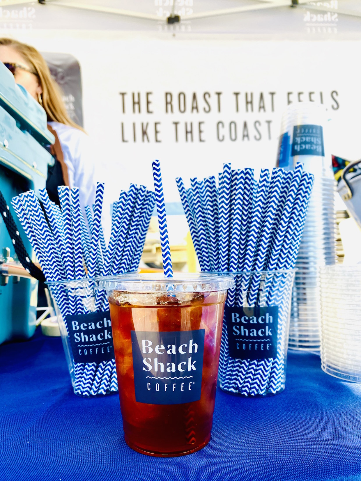 Beach Shack Coffee drink
