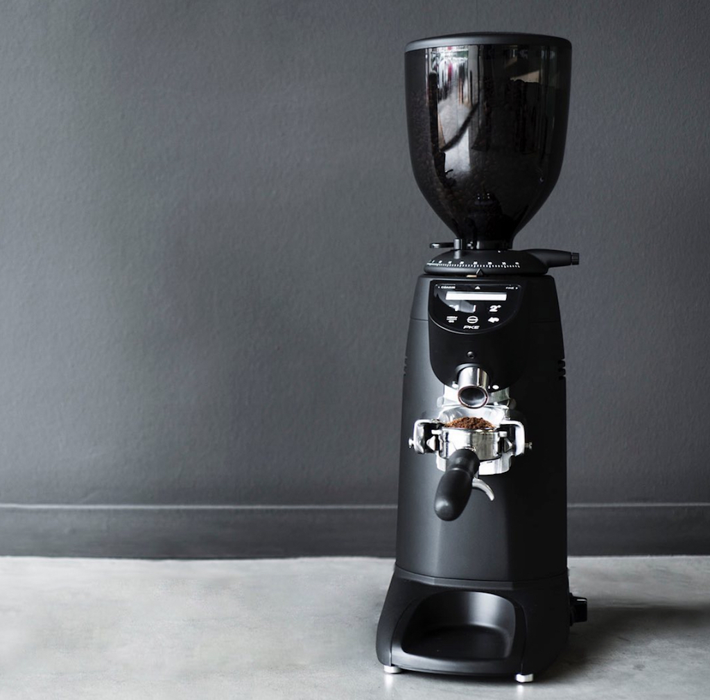 Compak PKE coffee grinder
