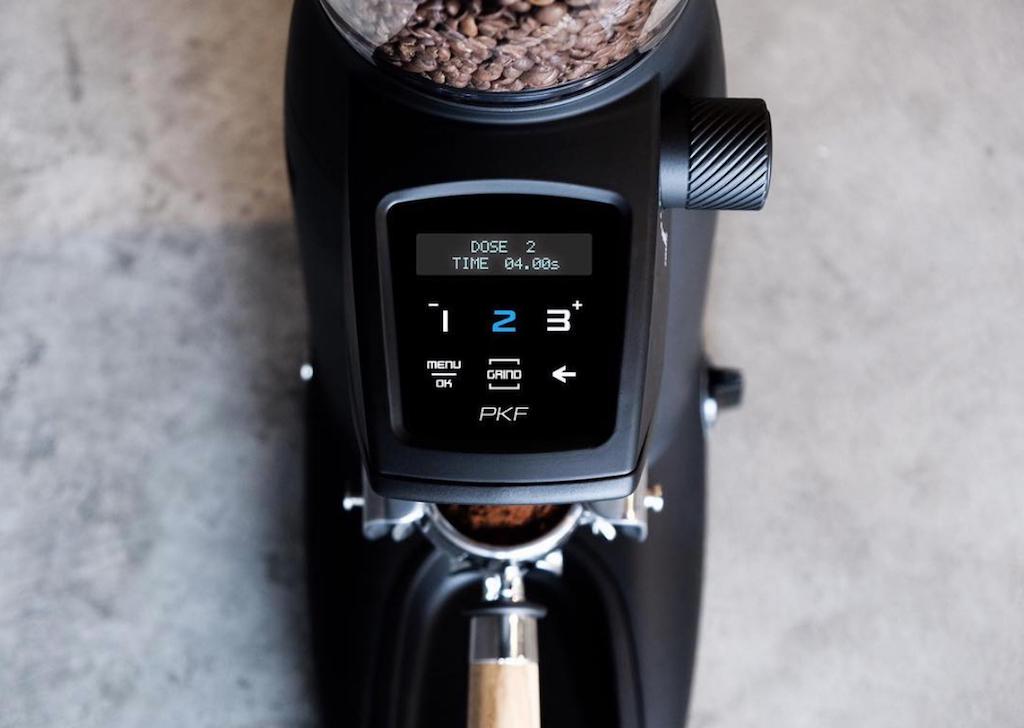 compak PKF coffee grinder