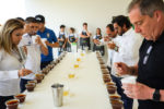 coffee producers cupping