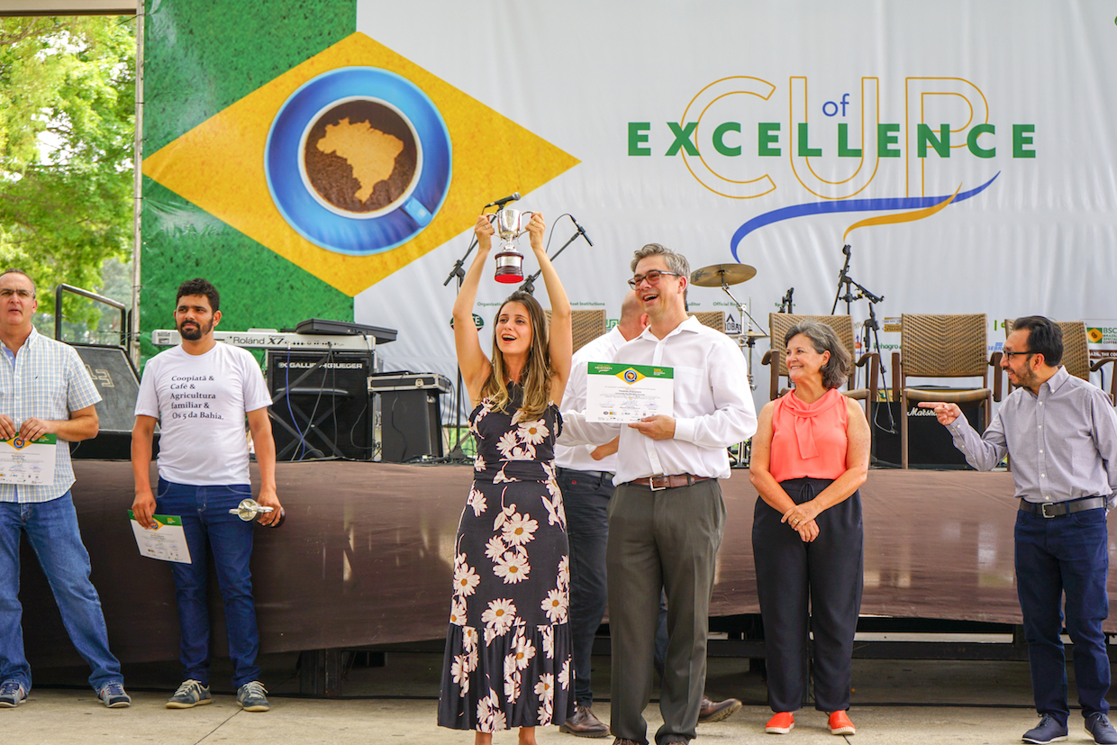 2019 Brazil COE awards