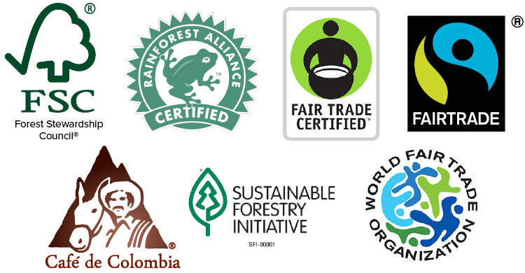 P-fair-trade-logos