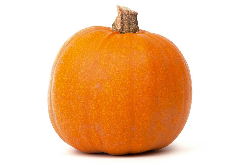 pumpkin in coffee