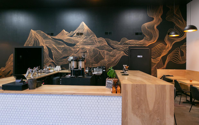 Crucible Coffee Roasters Staunton