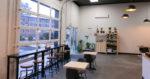 coffee shop garage