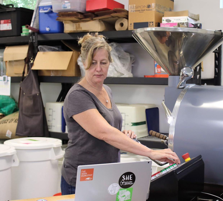 Friday Coffee Roaster New Braunfels