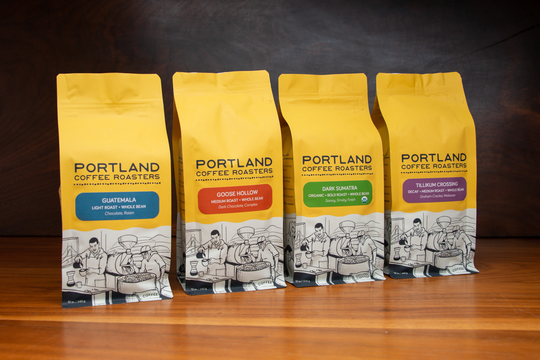 Portland Coffee Roasters