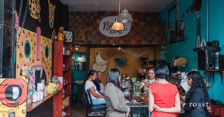 Bello Café Ciudad de México