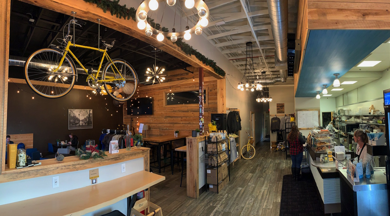 Yellow Bike Coffee Hermantown