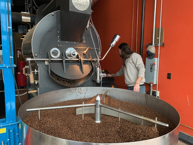duluth coffee roaster