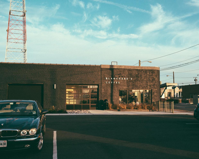 exterior Blanchard's