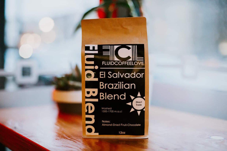 Fluid Coffee Bag