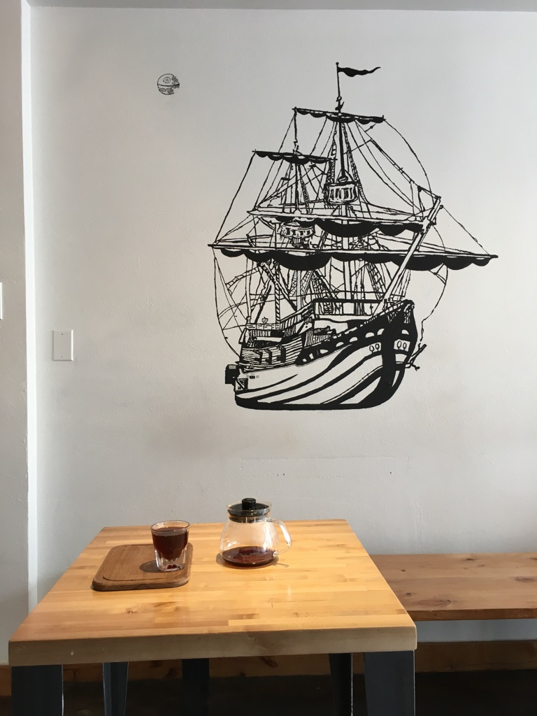 Old World Coffee Lab – photo credit Craig Batory