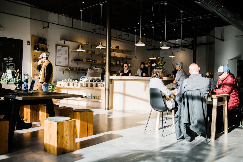 Aldea Coffee Muskegon