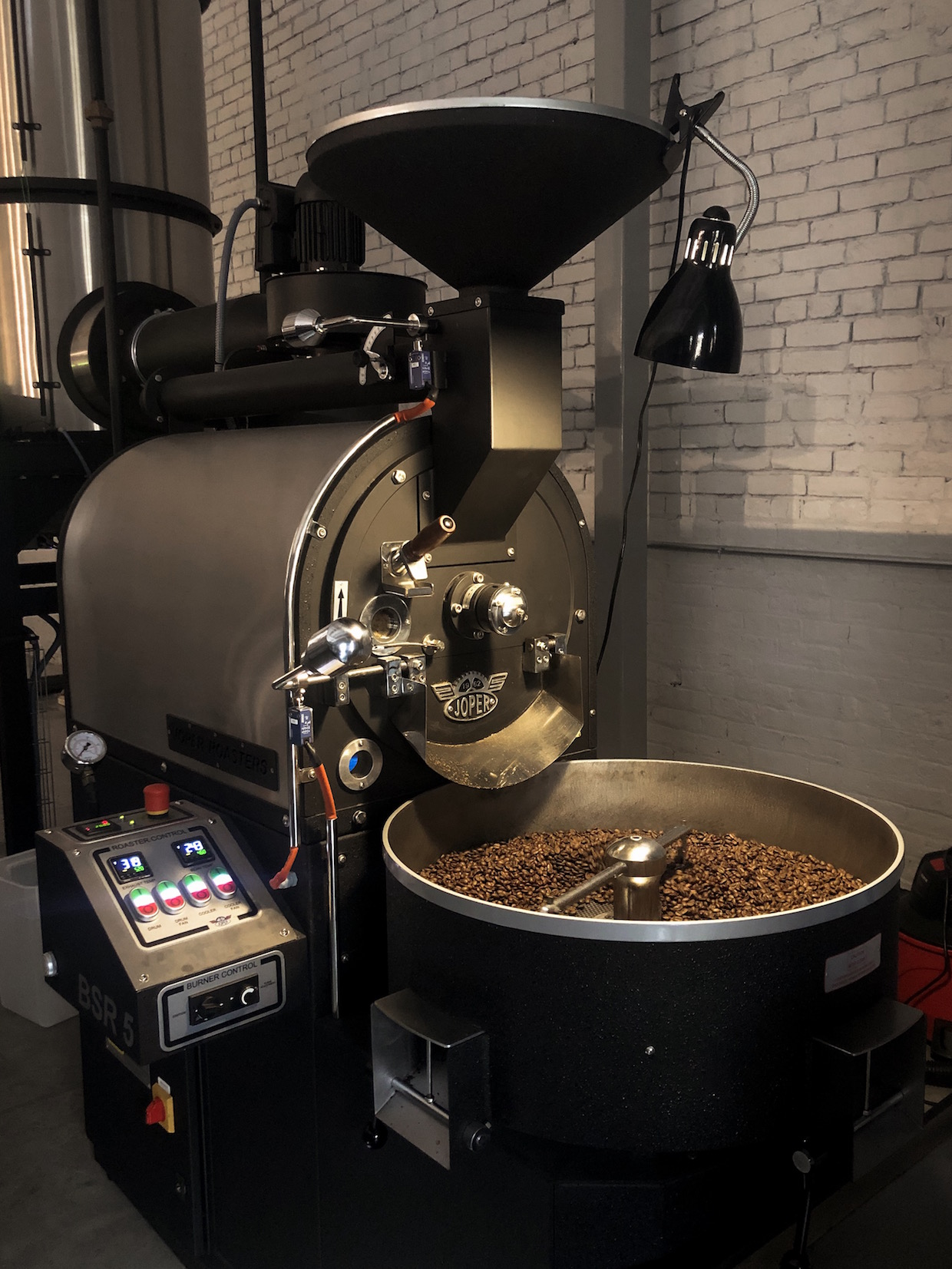 78 coffee roaster