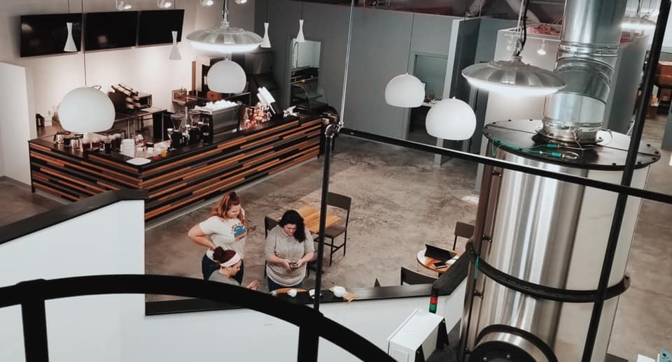 78 coffee roastery
