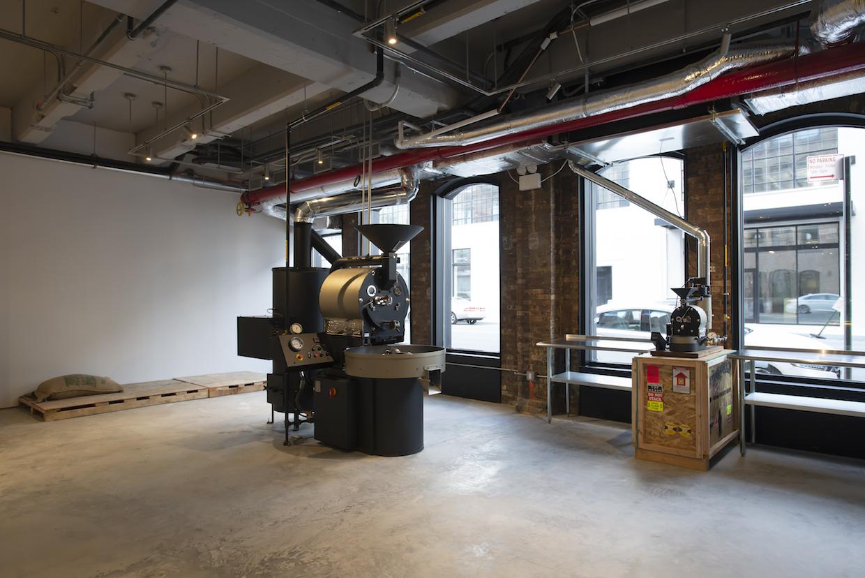 Coffee Project roastery