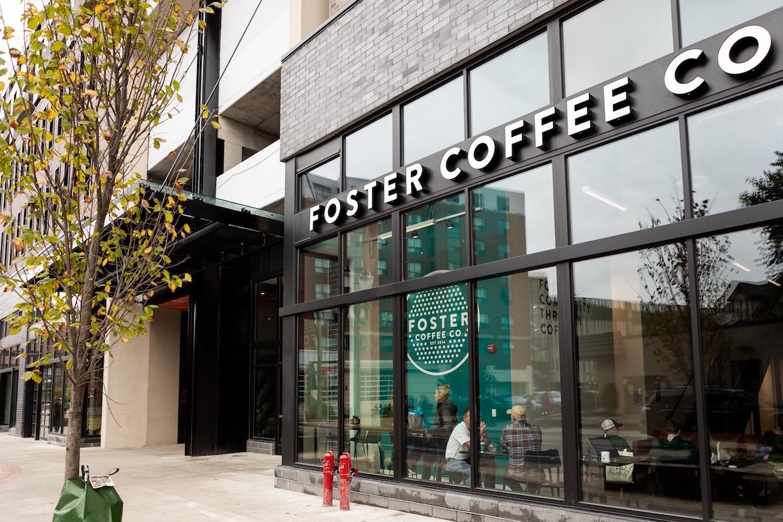 Foster Coffee East Lansing EL
