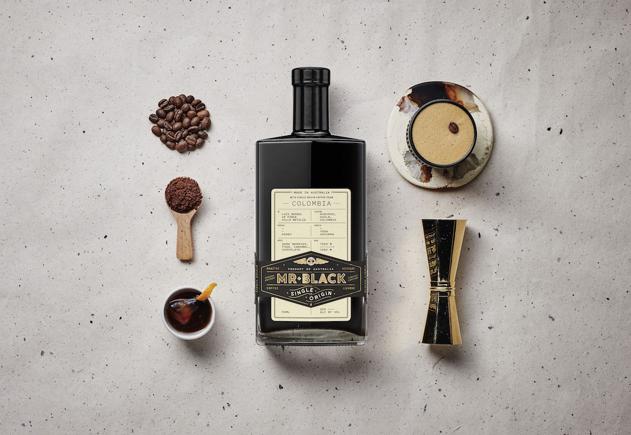 Mr Black Cold Coffee Liqueur Launches So Series While