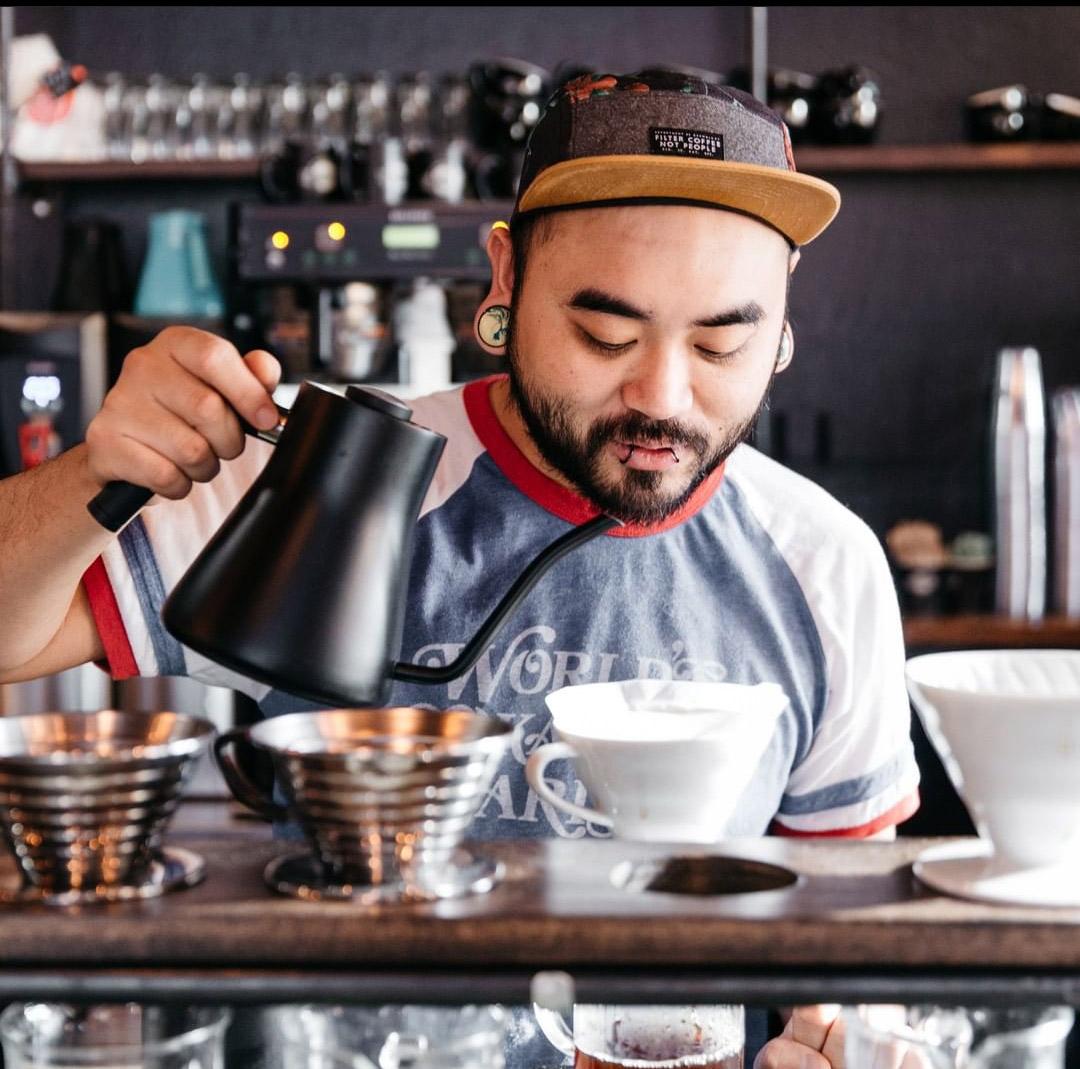 Pair Cupworks coffee Mesa AZ
