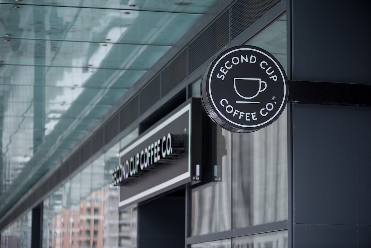 The Second Cup Ltd–The Second Cup Ltd- Announces New Structure
