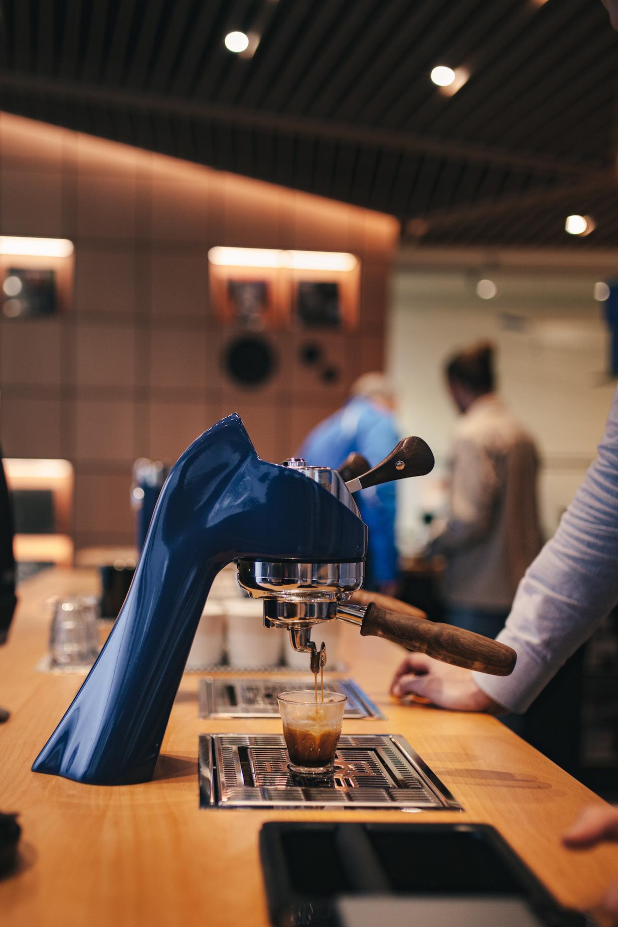 Modbar coffee