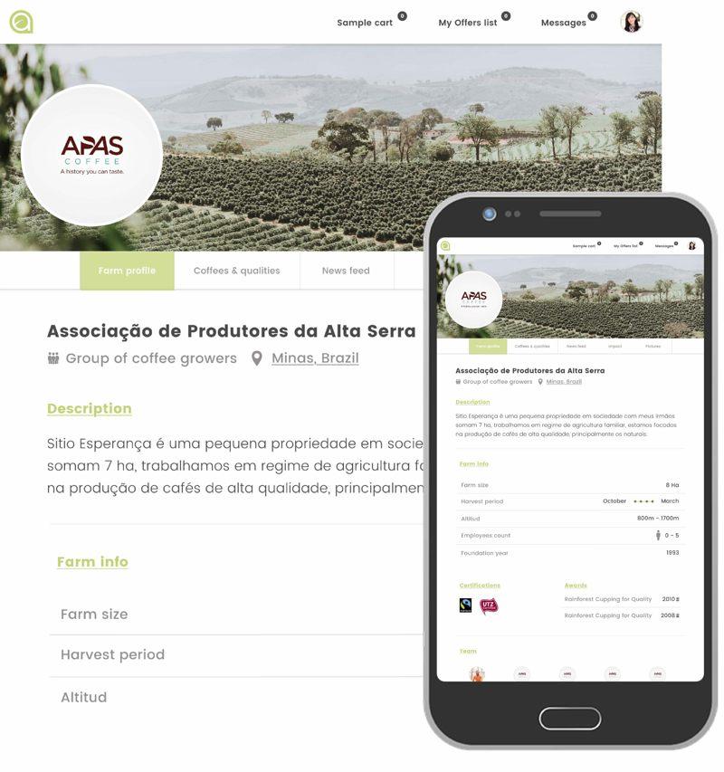 farmer grower profile