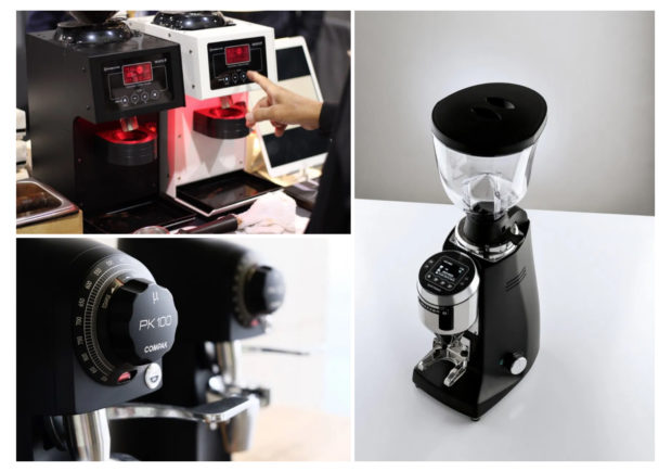 2019 new coffee grinders
