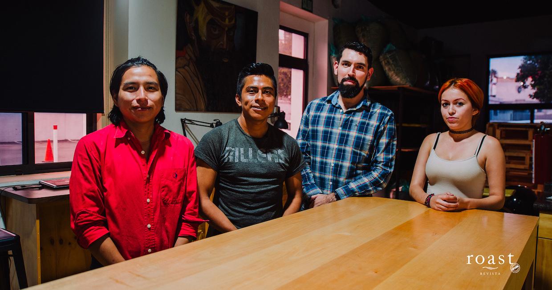 Negro Corazón, Taller de Café Monterrey Mexico