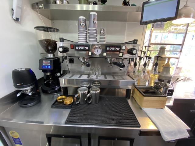 La Marzocco Linea Neff Coffee San Diego