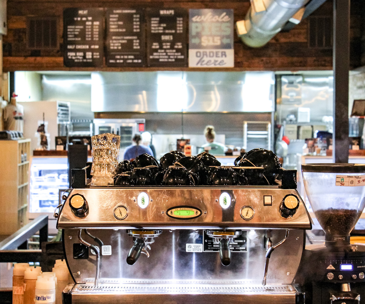 Marzocco GB5 Penelope Coffee bar