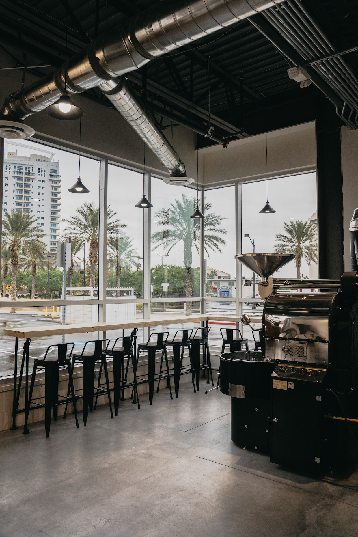 roastery cafe Las Vegas