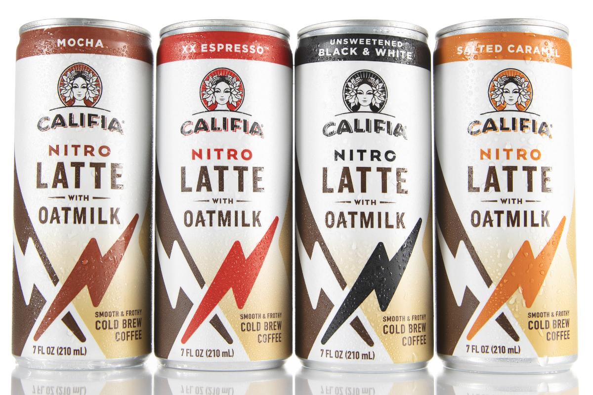 Califia nitro lattes