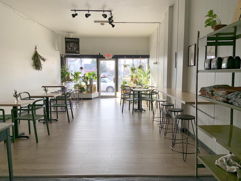 Florin Coffee shop