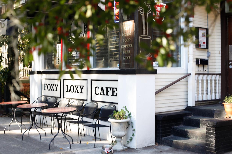 Foxy Loxy Cafe
