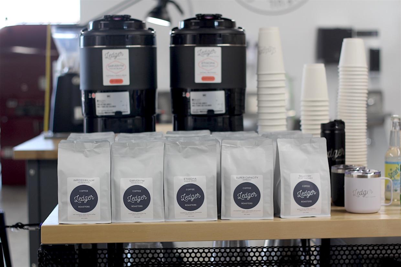 Ledger Coffee Roasters 3
