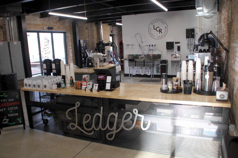 Ledger Coffee Roasters 8