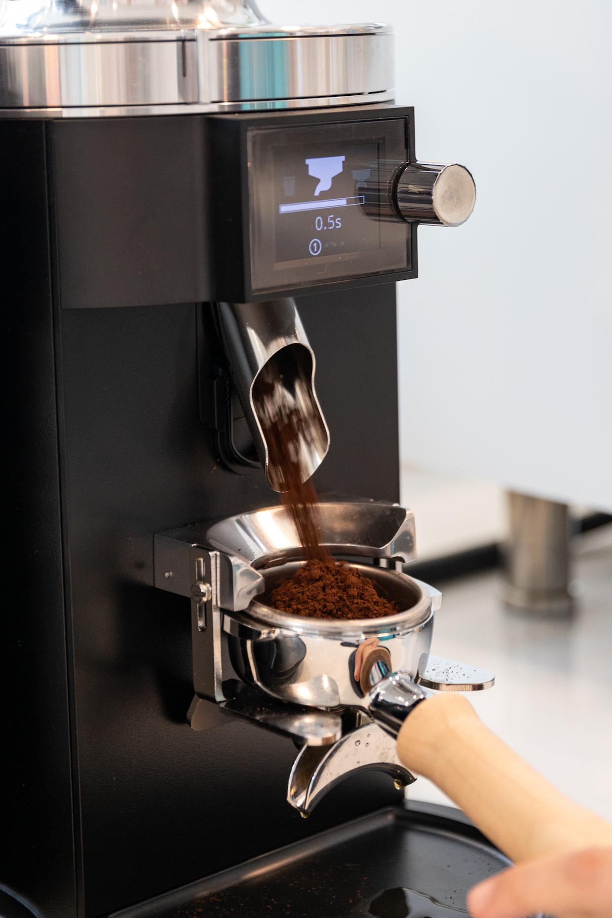 New Order coffee grinder