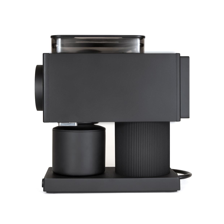 Fellow coffee grinder Ode side