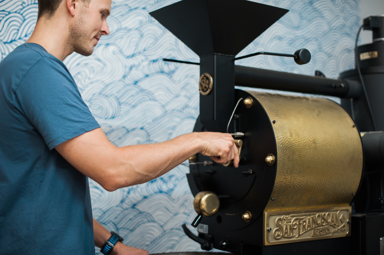 Trevor Bayne coffee