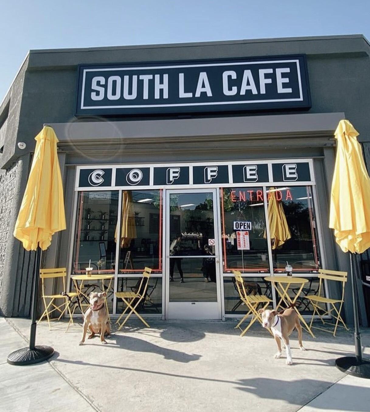 South LA Cafe