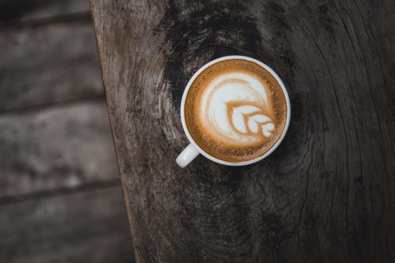 coffee mug decaf