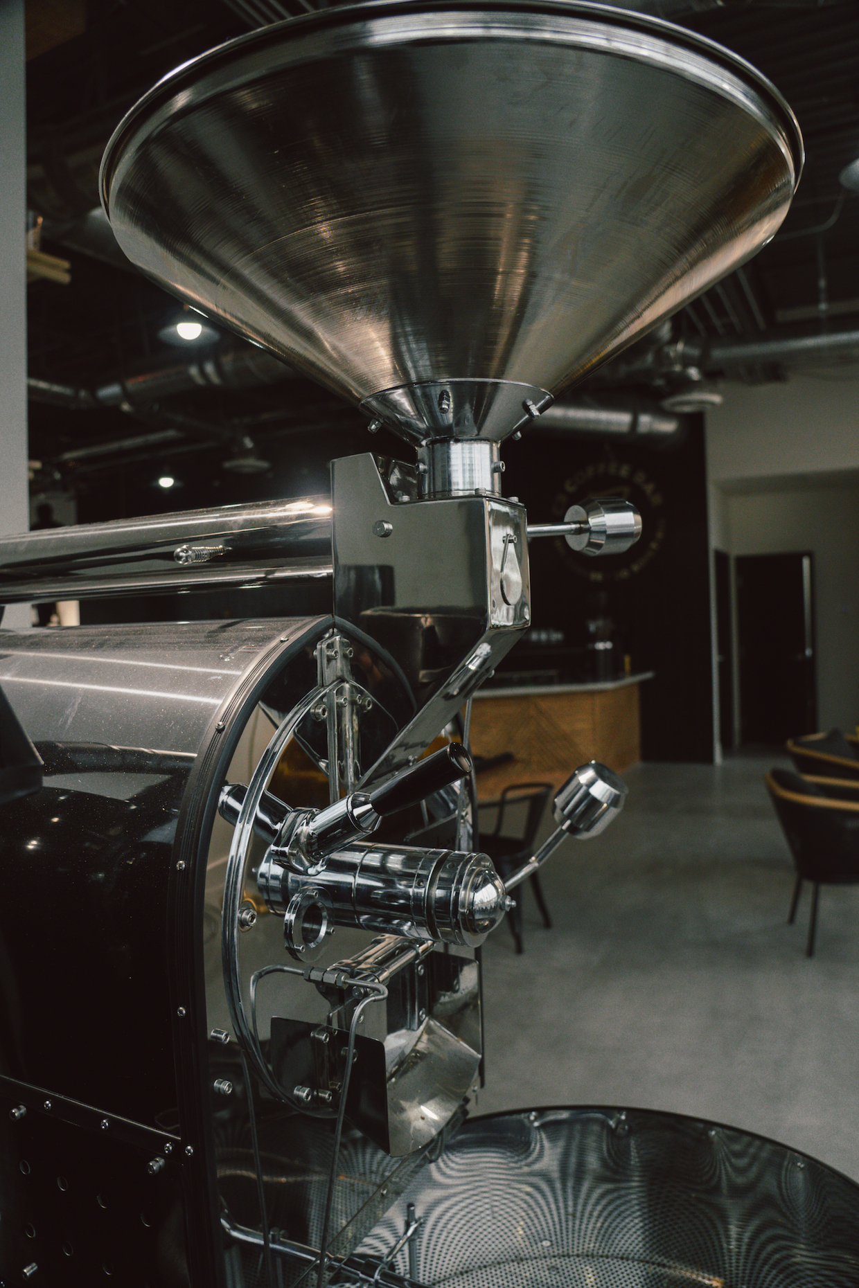 The new C3 Ambex YM-15 roaster