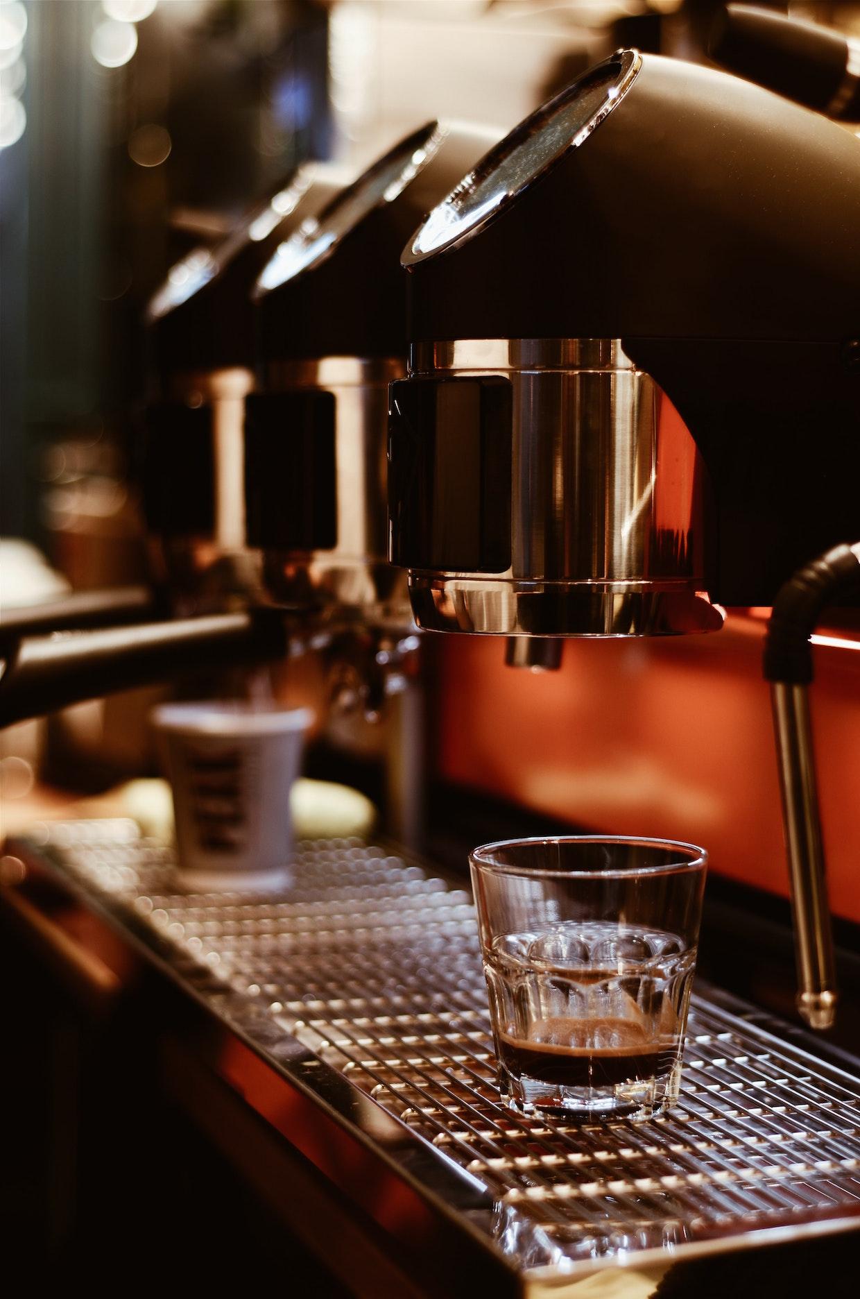 Pexels espresso machine