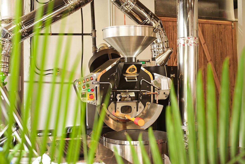Roastology Coffee Richmond VA roaster