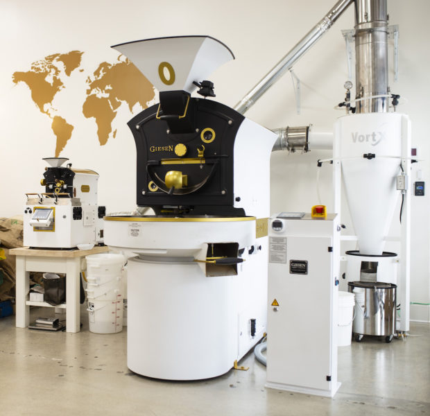 World Traveler coffee roasters